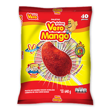 Day #10 – 10-Day Unique Food Snack Challenge – Dulces Vero Mango